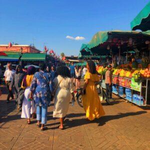 Piazza Jemeaa-El-Fna