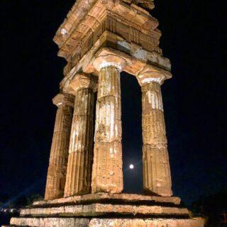 Tempio Dei Dioscuri