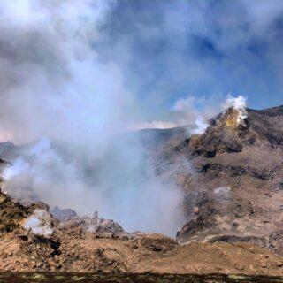 Etna, Cratere Centrale