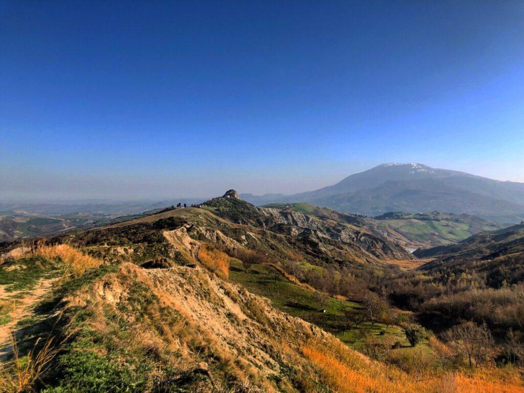 Itinerario Monte Ascensione