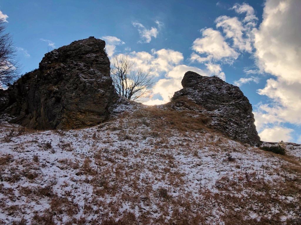Monte della Farina, chela