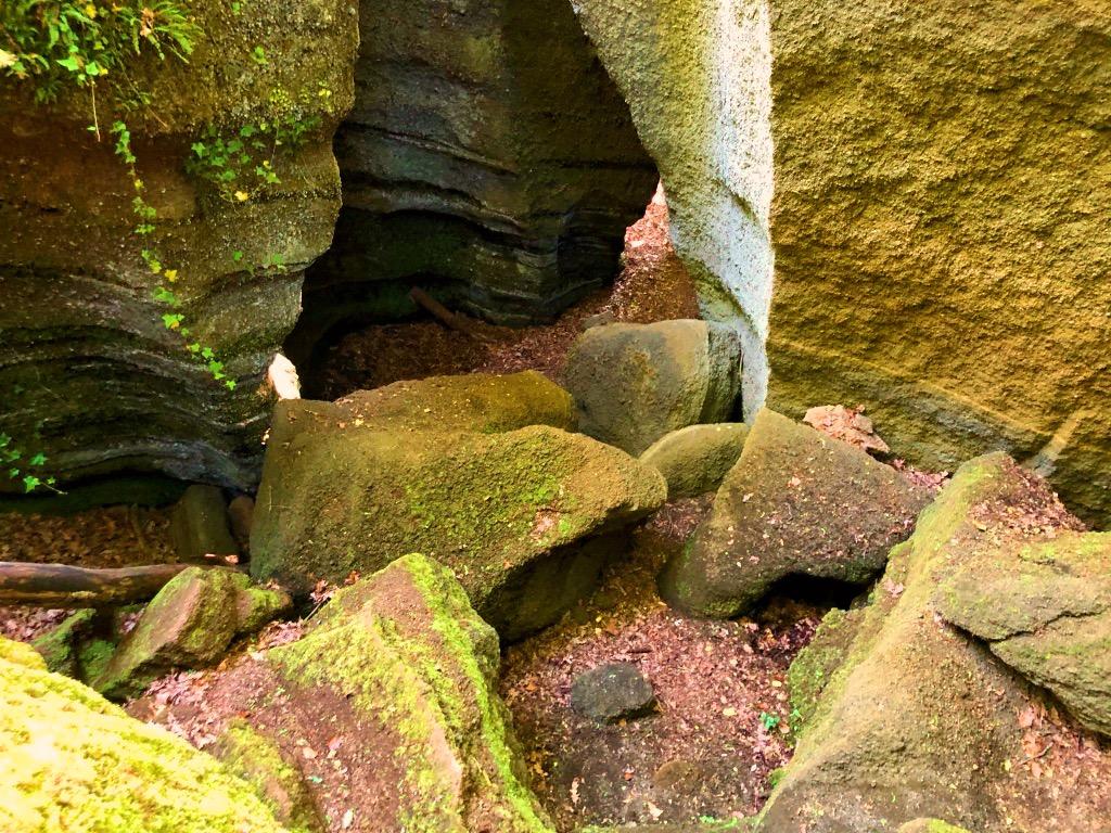 Canyon dell'Artemisio