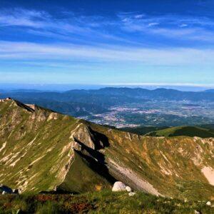 Monte Terminilletto E Piana Reatina