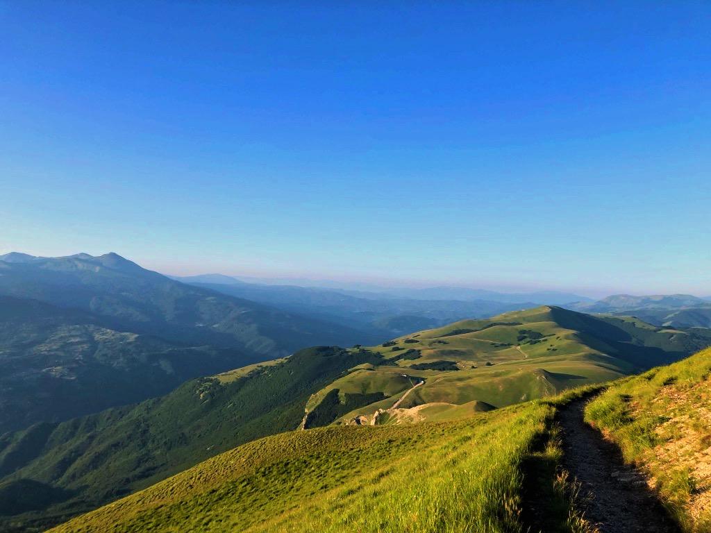 Ascesa Monte Vettore