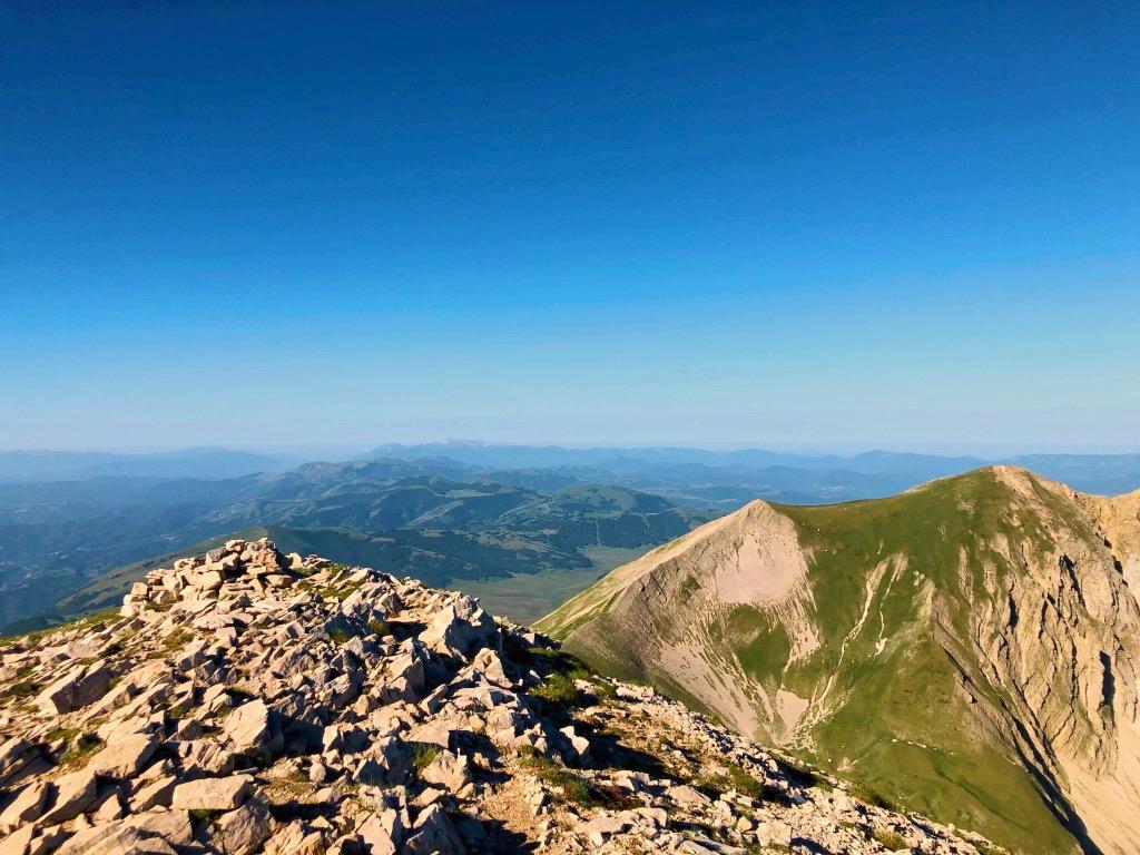 Dalla Cima del Monte Vettore