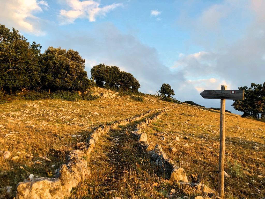Mulattiere Monte Calvo