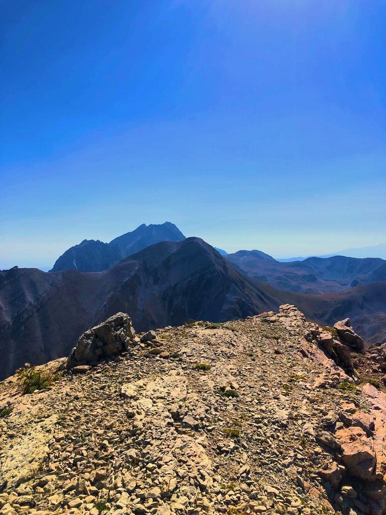 Cima del Monte Corvo