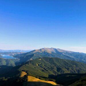 Monti Della Laga Da Monte Corvo