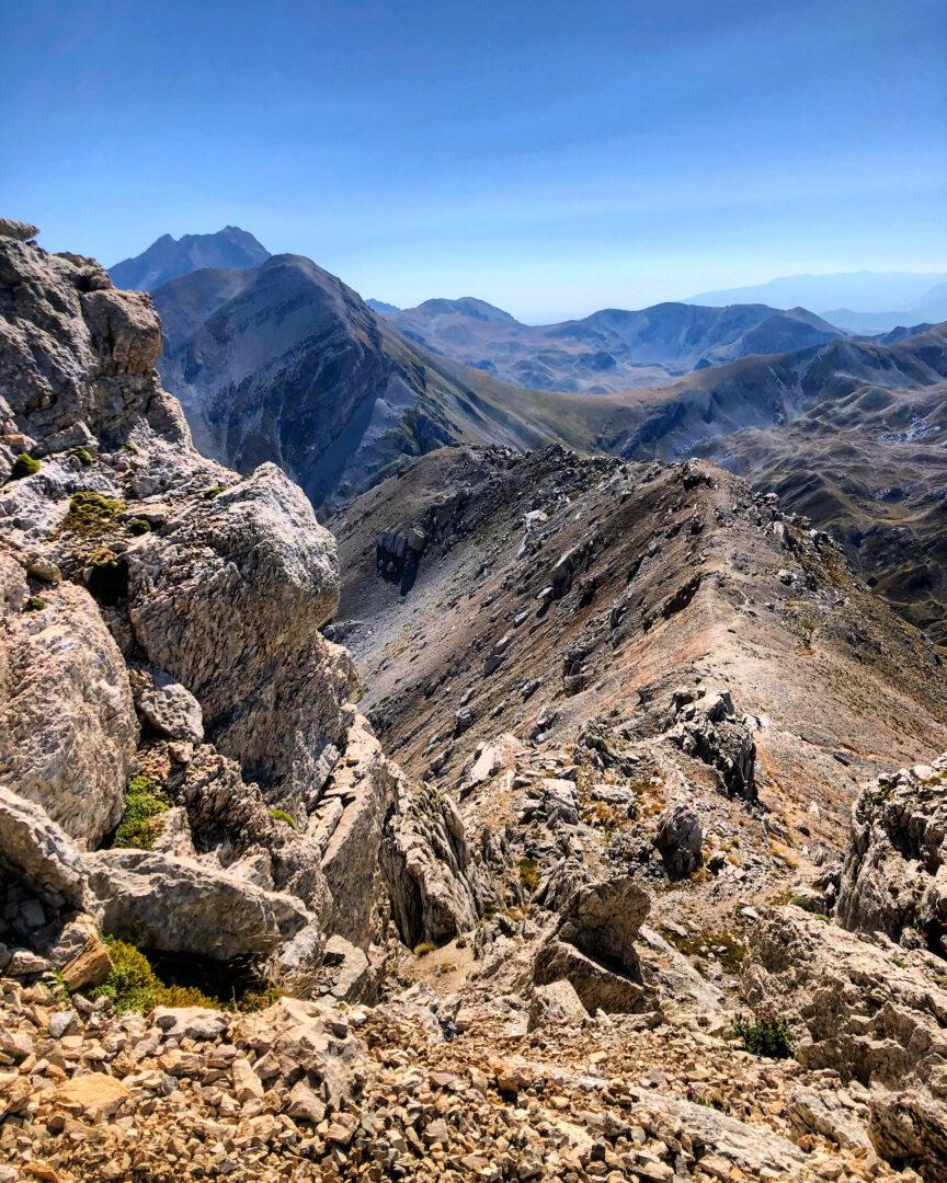 Paesaggi Monte Corvo