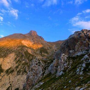 Ascesa Monte Camicia