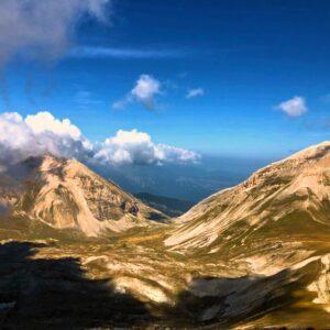 Monte Corvo E Pizzo D'Intermesoli