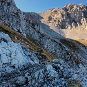 Risalendo La Valle Lupara