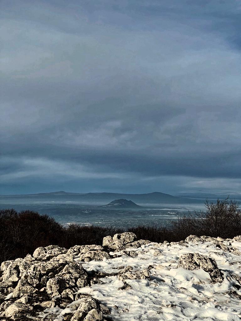 Dal Monte Pellecchia al Monte Soratte
