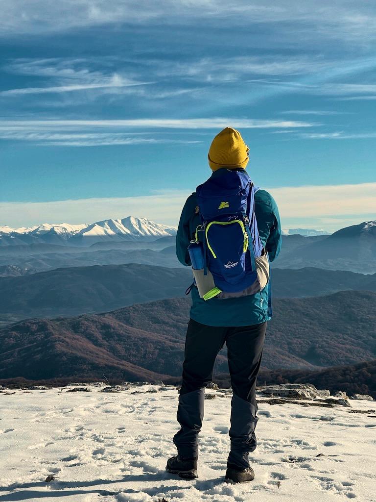 Dal Monte Pellecchia al Monte Velino