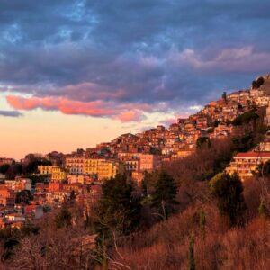 Rocca Di Papa Da Via Roma