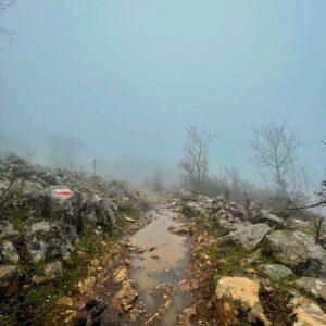Sentiero Monte Gennaro