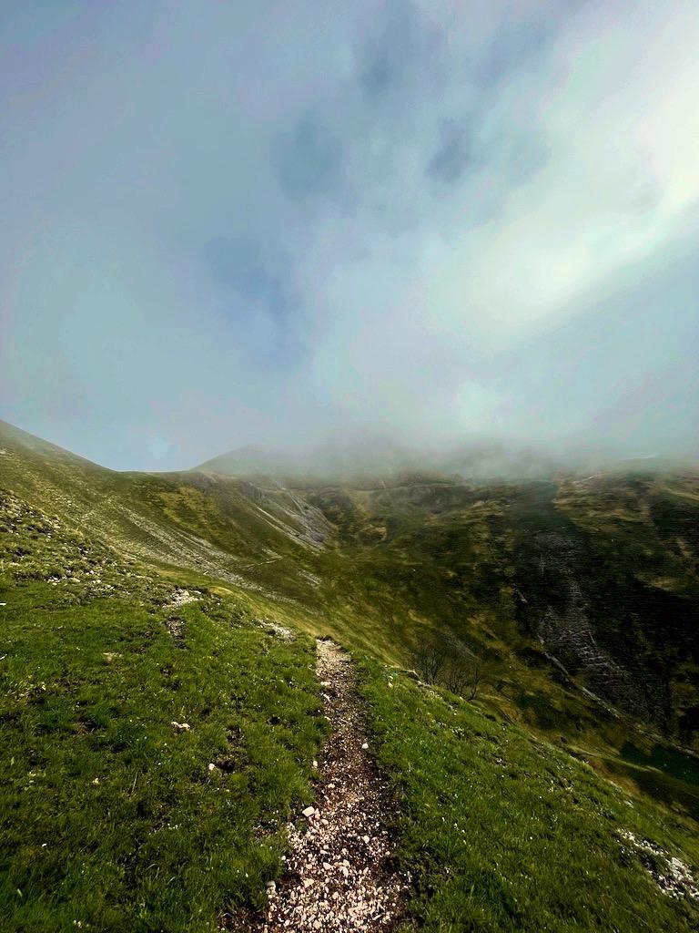 Ascesa Monte Pozzoni