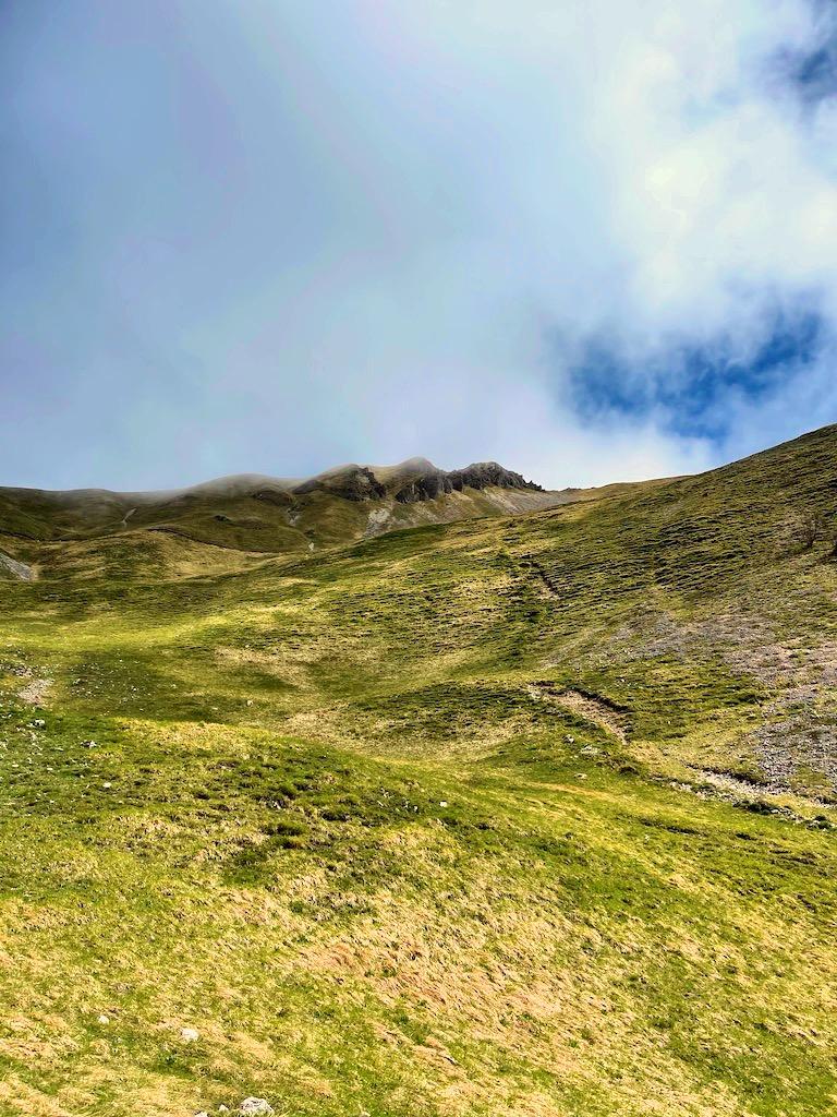 Radure erbose Monte Pozzoni