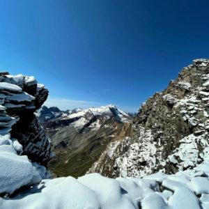 Ascesa Punta Rossa Della Grivola