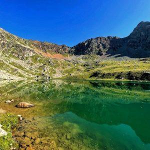 Lago Di Lussert Inferiore