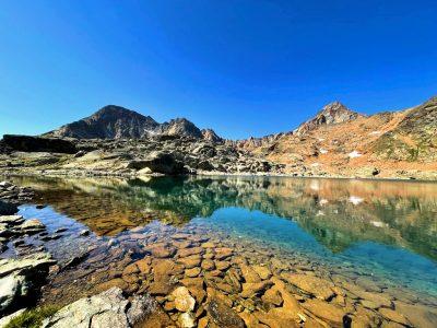 Lago Di Lussert Superiore