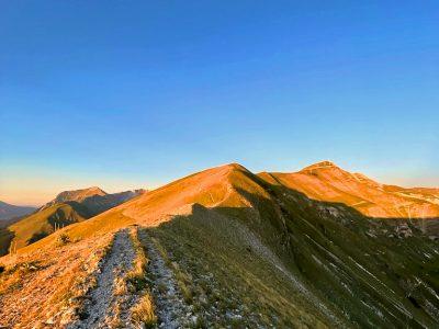 Sentiero Di Cresta